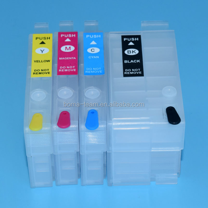 T2521 printer ink cartridge with permanent chip for Epson WorkForce WF-7610 WF-7620