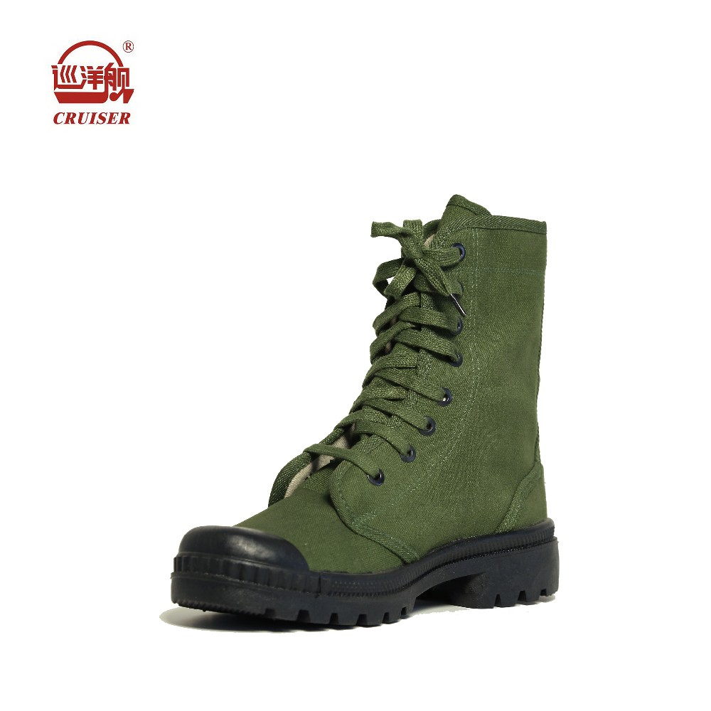 Military Army Green Color Canvas