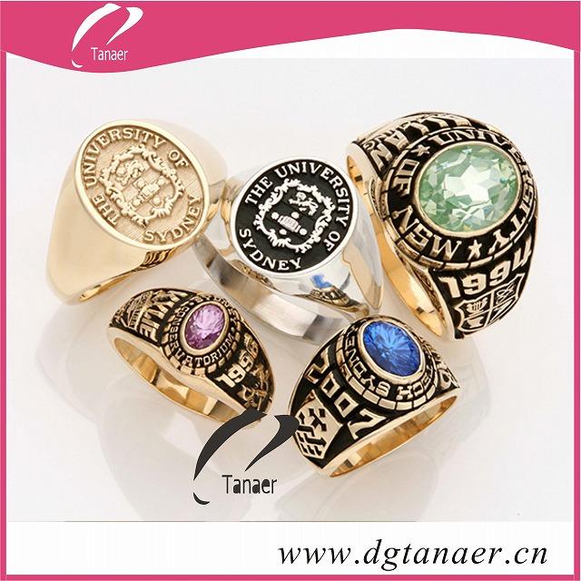 university class rings