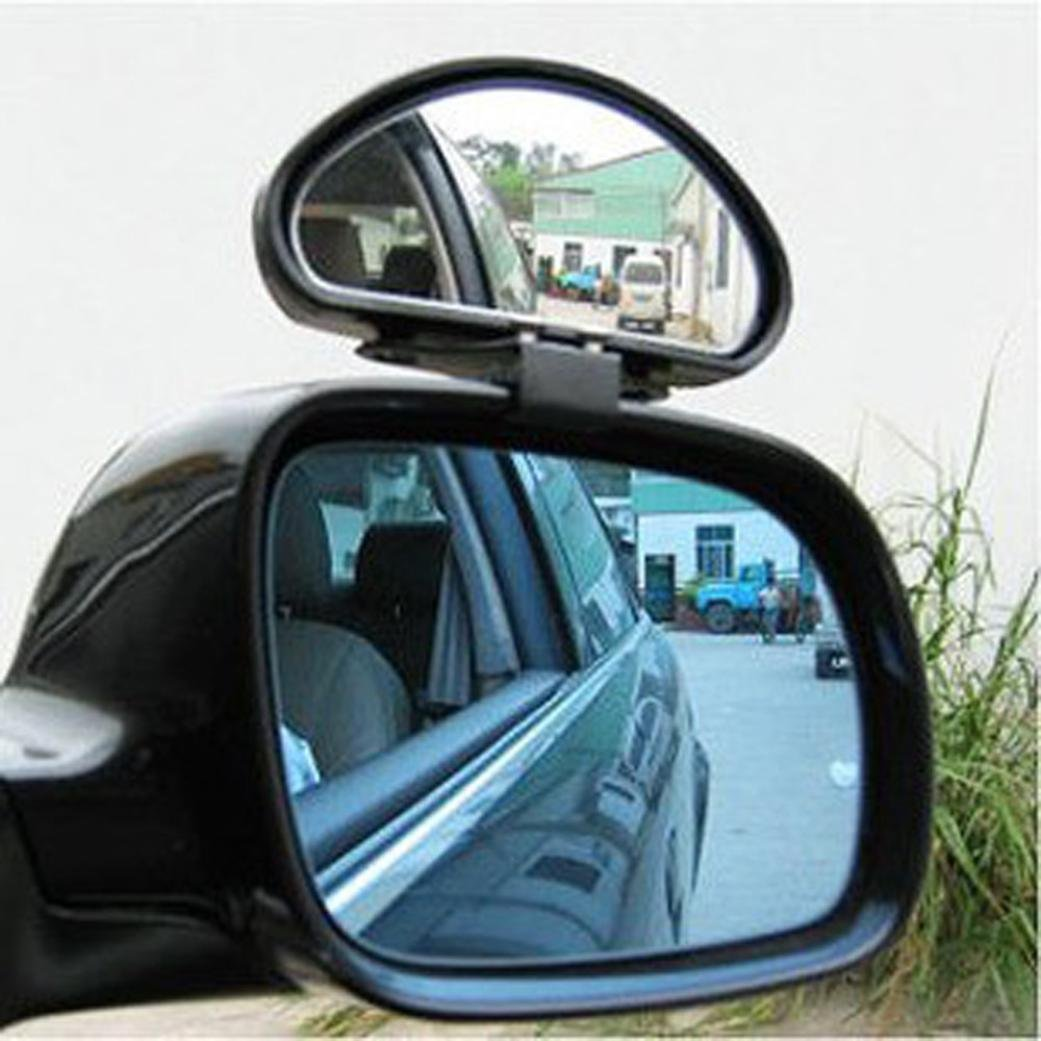 10 X 8 Reversing Stickers Aumo-mate Auto Wide Angle Lens Parking Blind Spot Rear View for Car Van SUV