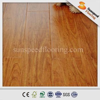 V Groove Add Wax Glossy Laminate Flooring Buy Add Wax Laminate