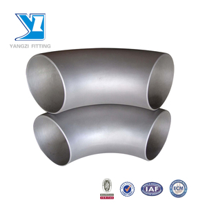 Stainless steel elbow 90 degree LR 321