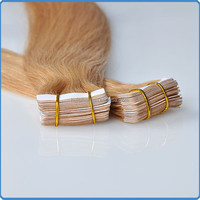 Different super tape size sticky waterproof strong glue hair yaki tape hair extension skin weft