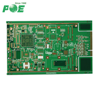 FR4 94v0 Audio Player Circuit Board pcb Supplier China