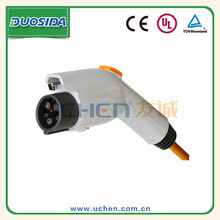 Dostar electric vehicle charging 16a 32a power support sae sae j1772 charge ev 400a