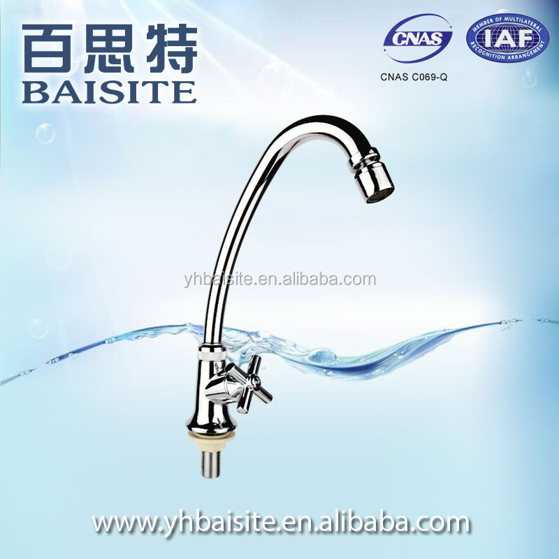 Modern Fashion Single Lever Kitchen Faucet Pull Out Spray Water Tap Sanitary Ware