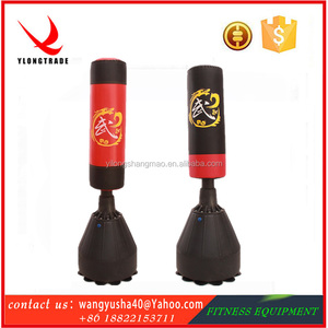 Adjustable Customer Design Sand Bag Boxing Muay Thai Training Equipment
