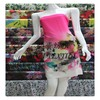 Newly fashion design comfortable handfeel digital printed silk chiffon fabric