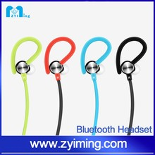 Zyiming Mini Lightweight Wireless Stereo running Deep bass Sport Bluetooth Headphone 2016