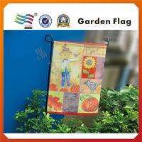 Custom Heat Transfer Printing Garden Flag