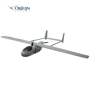 ORIGIN Skyhunter electric powered fixed wing aircraft composite UAV surveying drone