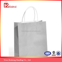 Stand Up Kraft Paper Bag With Handles & Bags For Craft