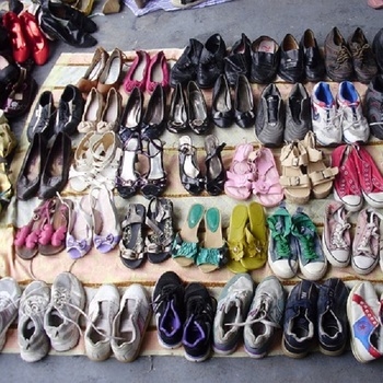 Used Second Hand Winter Shoes For