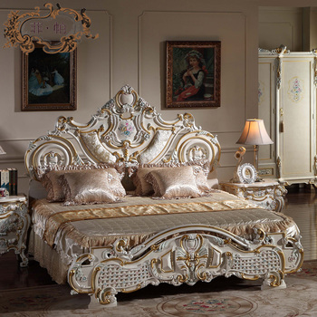 . Classic Bedroom Furniture   Bedroom Furniture   Buy Italian Wooden  Furniture Antique Baroque European Furniture Hand Carved Home Furniture  Product on