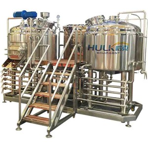2000l Stainless Beer Plant Brewing Equipment Microbrewery for Restaurant