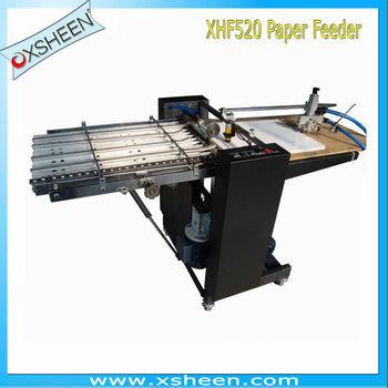 paper feeder machine