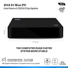 Beelink Z83II Windows 10 <span class=keywords><strong>TV</strong></span> Box 1000 <span class=keywords><strong>M</strong></span> Lan Bluetooth 4.0 Quad Core Intel Atom x5-Z8350 64bit <span class=keywords><strong>2</strong></span>.4G 5.8G ganda WiFi <span class=keywords><strong>TV</strong></span> BOX