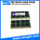 High quality 4gb 8gb PC 1333/1600 SO-dimm ram memory laptop ddr3 ram