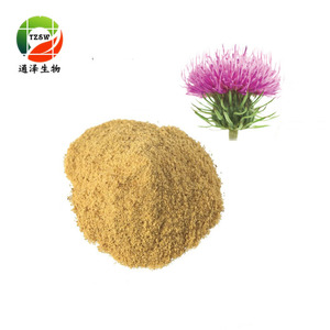 High quality Liver Protection Silymarin Extract Powder/silymarin soluble in water/Silymarin powder milk thistle extract