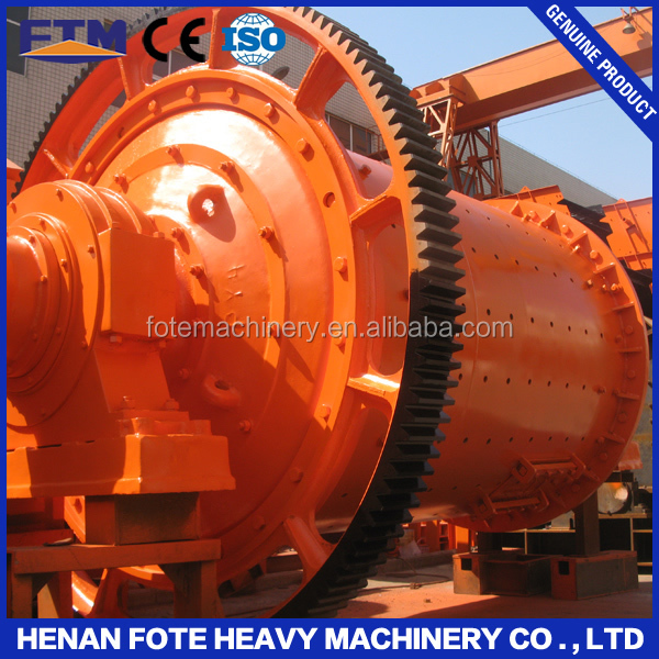 ISO Copper Manganese Iron Zinc Gold Phosphate Rock ilmenite Ore Ball Mill Supplier