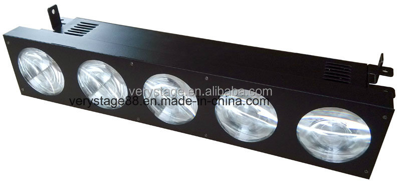10W RGBW 4in1 5 Heads LED Audience Blinder