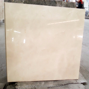 Nature Cream Marfil marble tile, laminated marble , Composite marble