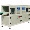 tin can seam welder induction oven making machine
