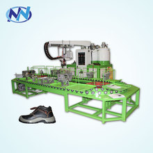 60stations PU Shoes Pouring making Machine