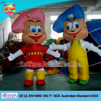 2016 inflatable custom made inflatablesfor advertising