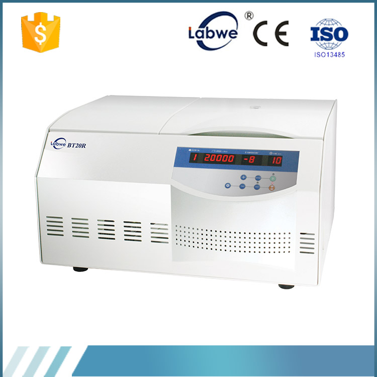 Good supplier vacuum concentrator centrifuge cold centrifuge