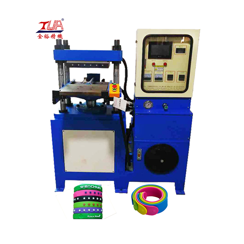 30/50/63/100T silicone watch strap making machine