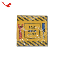 High water absorption wedding personalized cocktail napkins wedding