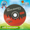 Wholesale popular DVD duplication with printing