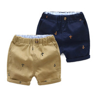 Children's shorts 2019 summer new design of children's clothing boy or girl baby cotton short pants casual pants