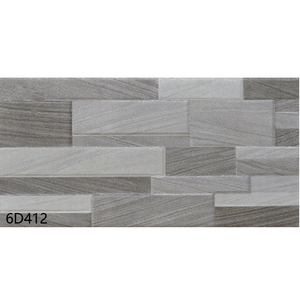 Rustic designs 3d inkjet ceramic wall tiles 200 x 400