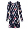 OPUS LONDON Brand Stock Item Women Floral Midi Fashion Dress