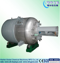 3000l Limpet Coil Reactor with Mechanical Seal