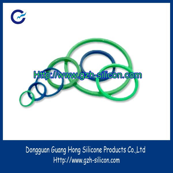 Custom rubber silicone gasket for light bulb