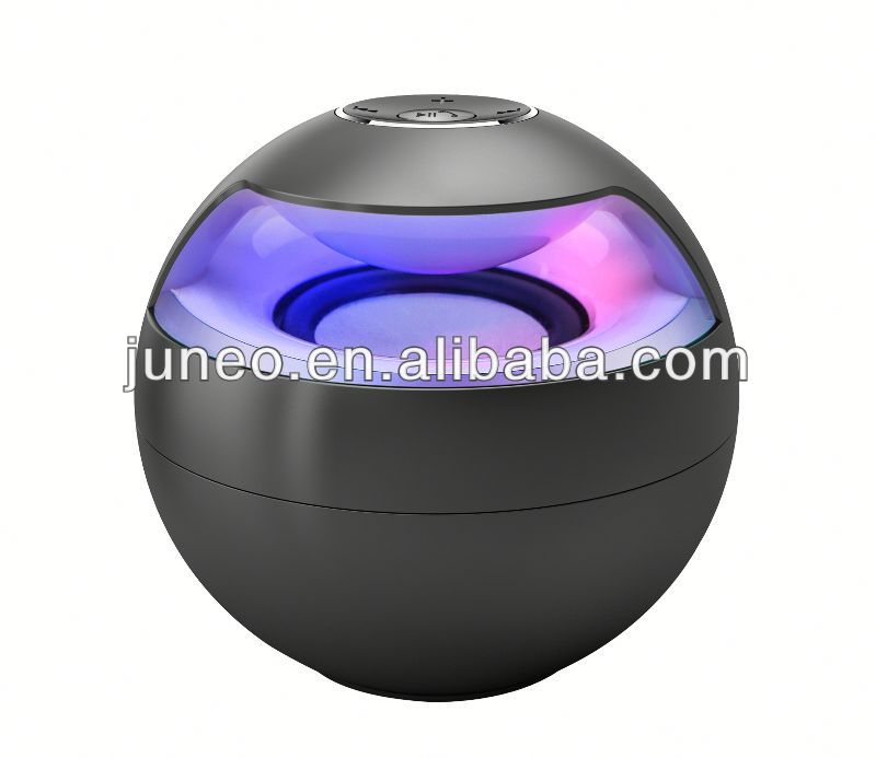 mini aluminum vibration film loud speaker