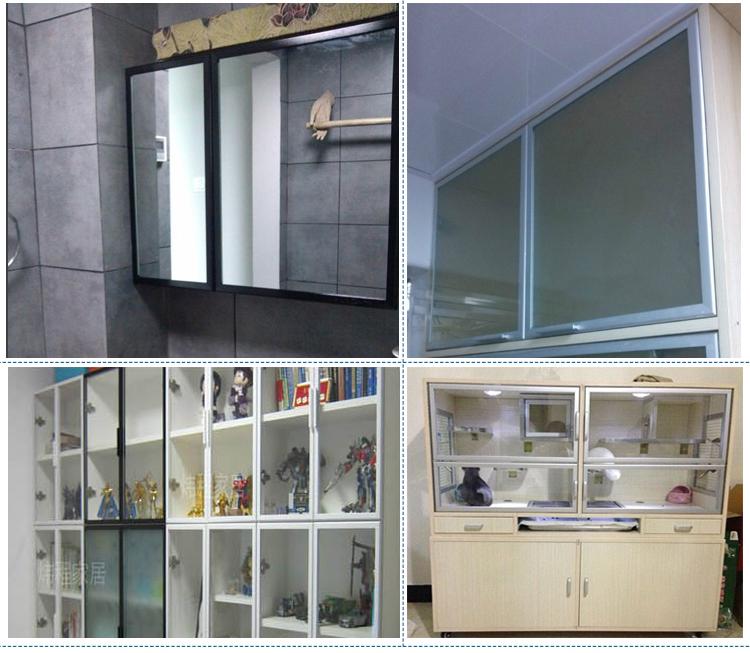 Großhandel Moderne Küche Produkte Aluminium Glastür Aluminium ...