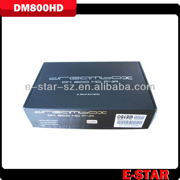 dreambox dm800 DM800HD,DM800S, DM800-S