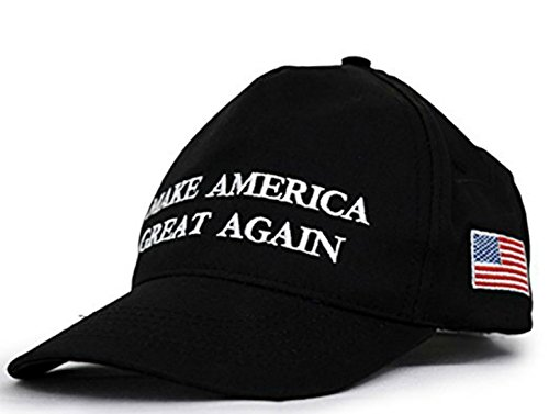 Besti Make America Great Again Donald Trump USA Cap Adjustable Baseball Hat 9ece195befe