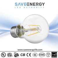 led filament light clear filament bulb E27 Led Filament Type 5.5 Watt