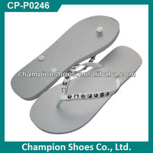 Ladies Wholesale Rhinestone Flip Flops