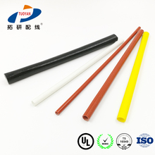High performance silicone  Fiberglass Sleeve factory