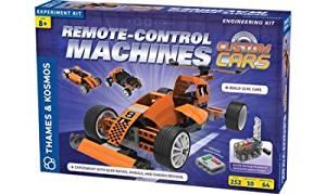 LearningLAB Remote-Control Machines: Custom Cars Kit