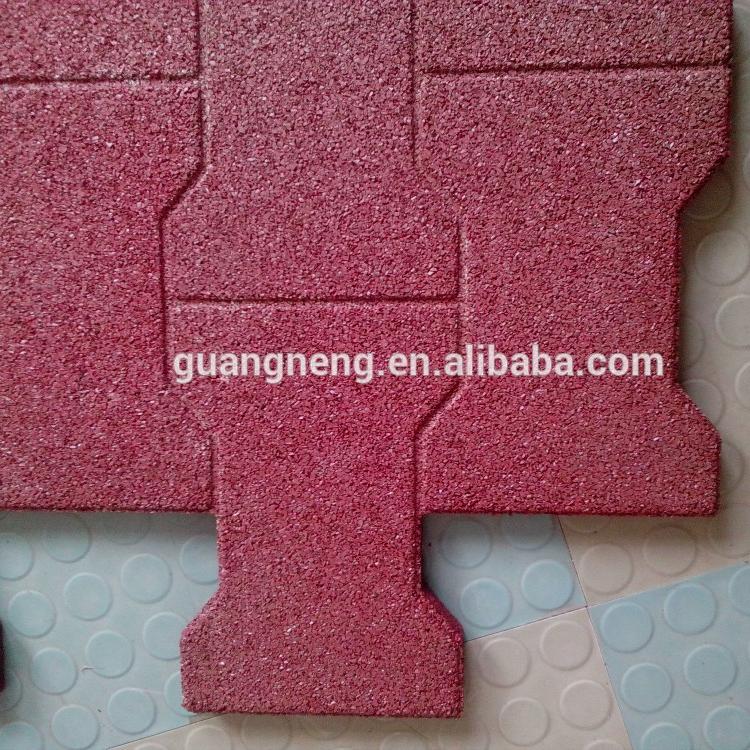 Heat Resistant Rubber Garage Floor Mat