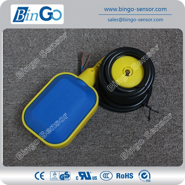Electrical water level control PP Ultrasonic welding float switch