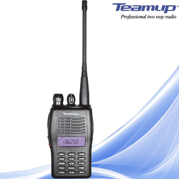 Newest! Teamup T3288 vhf discount two way radio frequencies with ANI Code