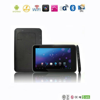 7 inch tablet with 3g and gps titles
